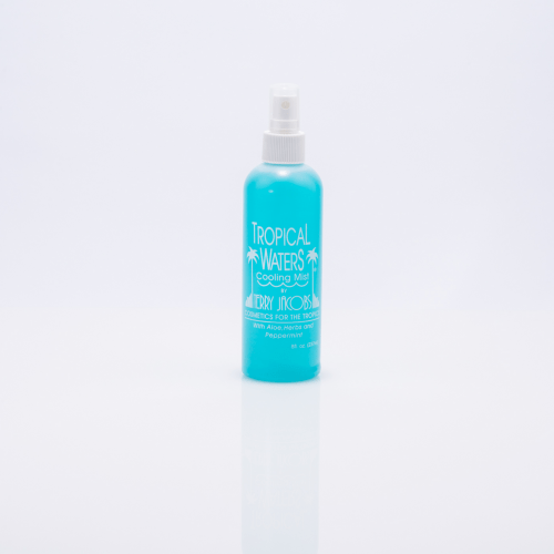 Tropical Waters Cooling Mist Peppermint