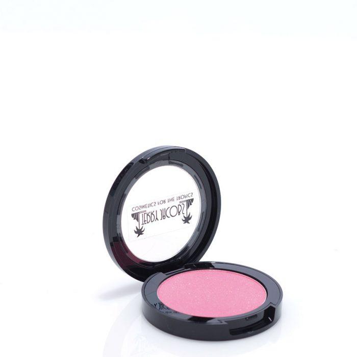 pink quartz blush